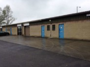 Wincanton - Unit 5 Industrial Unit, Lawrence Hill Business Centre, Saxon Way, Somerset BA9 9RT